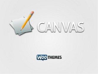 Tema Canvas de woothemes