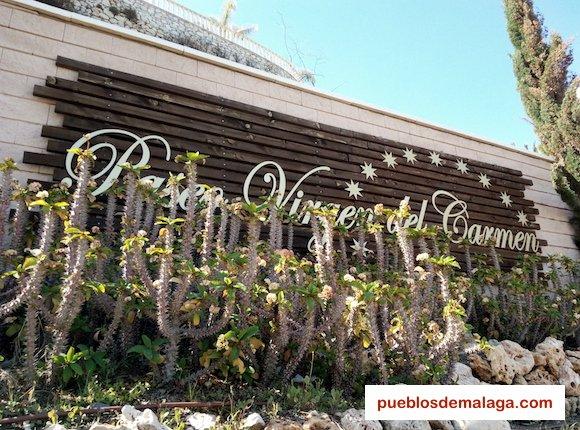El Santuario de la Virgen del Carmen está en el Paseo Virgen del Carmen de Rincón de la Victoria