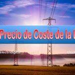El precio de la tarifa PVPC es practicamente el precio de coste de la electricidad