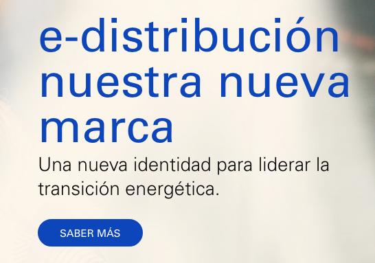 e-distribución (la antigua Endesa Distribución)