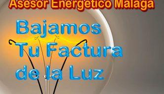 Asesor Energético Málaga - Bajamos tu factura de la Luz