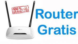 sorteo del Router TP-Link TL-WR841N Wi-Fi N300 en Facebook