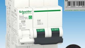 protector de sobretensiones Schneider RSL20640